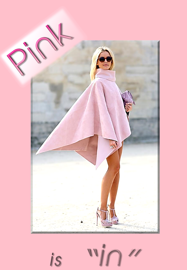 """Pink is """"in"""""""