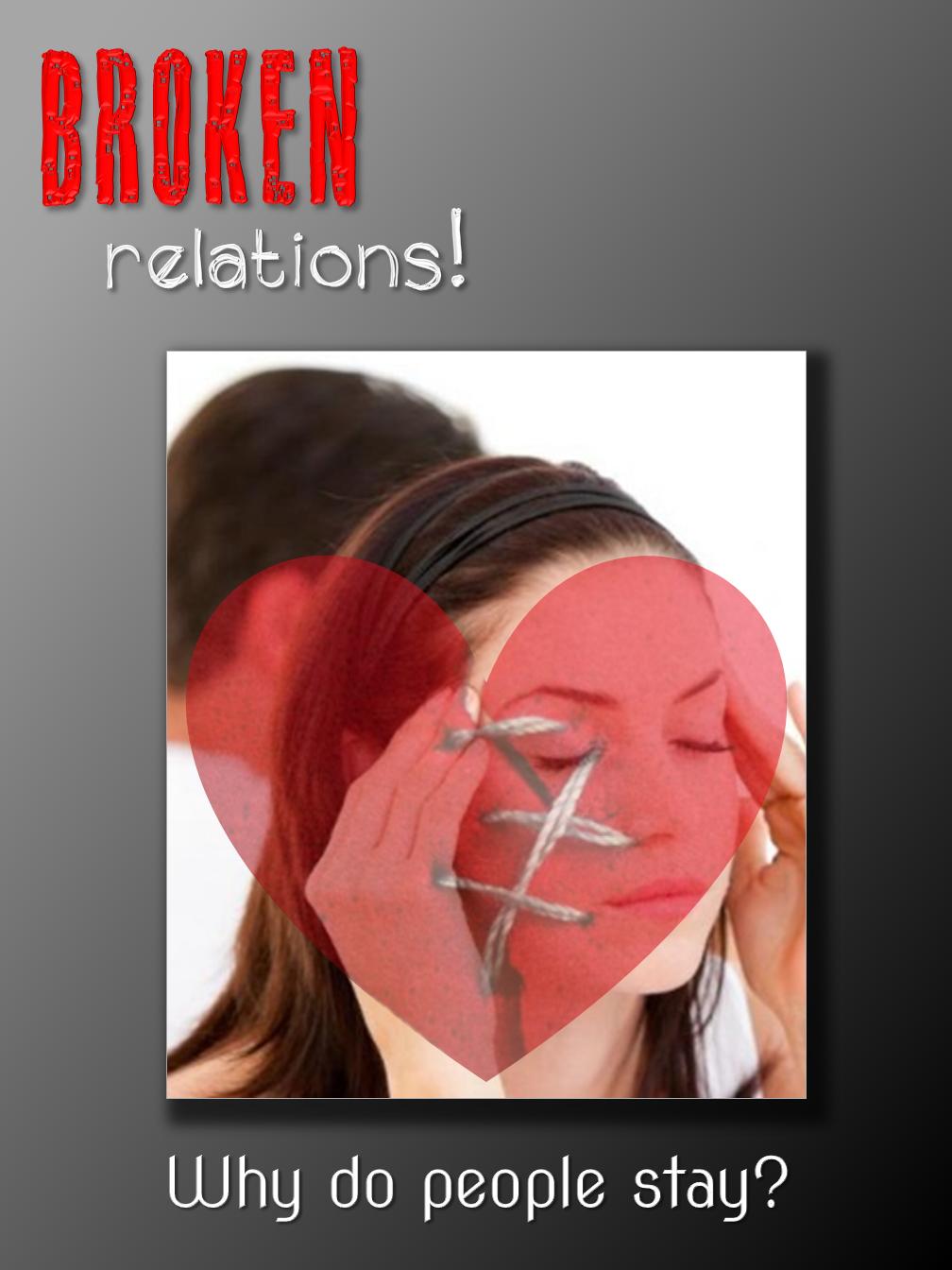 Broken Relations!