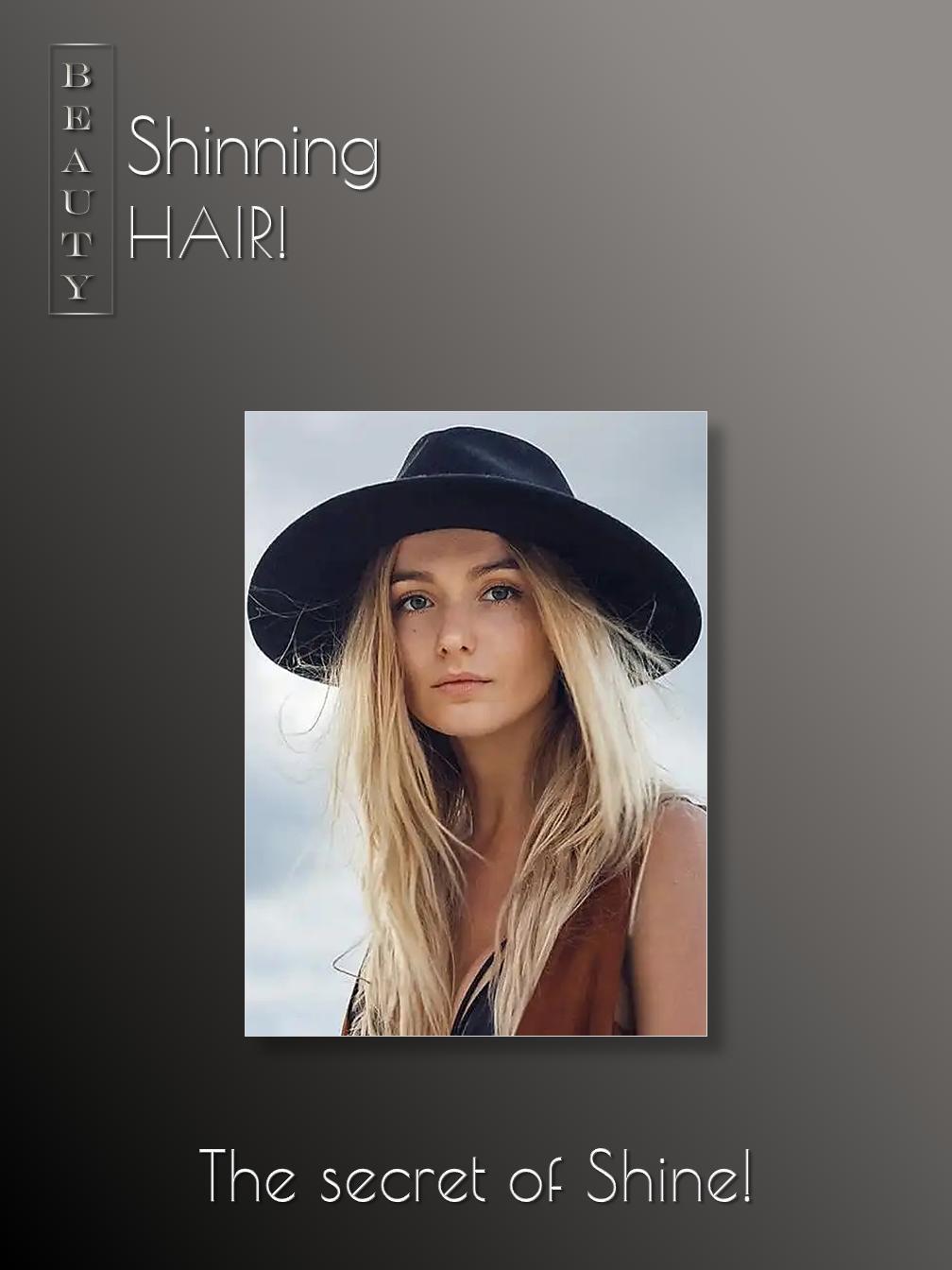 Shinning Hair
