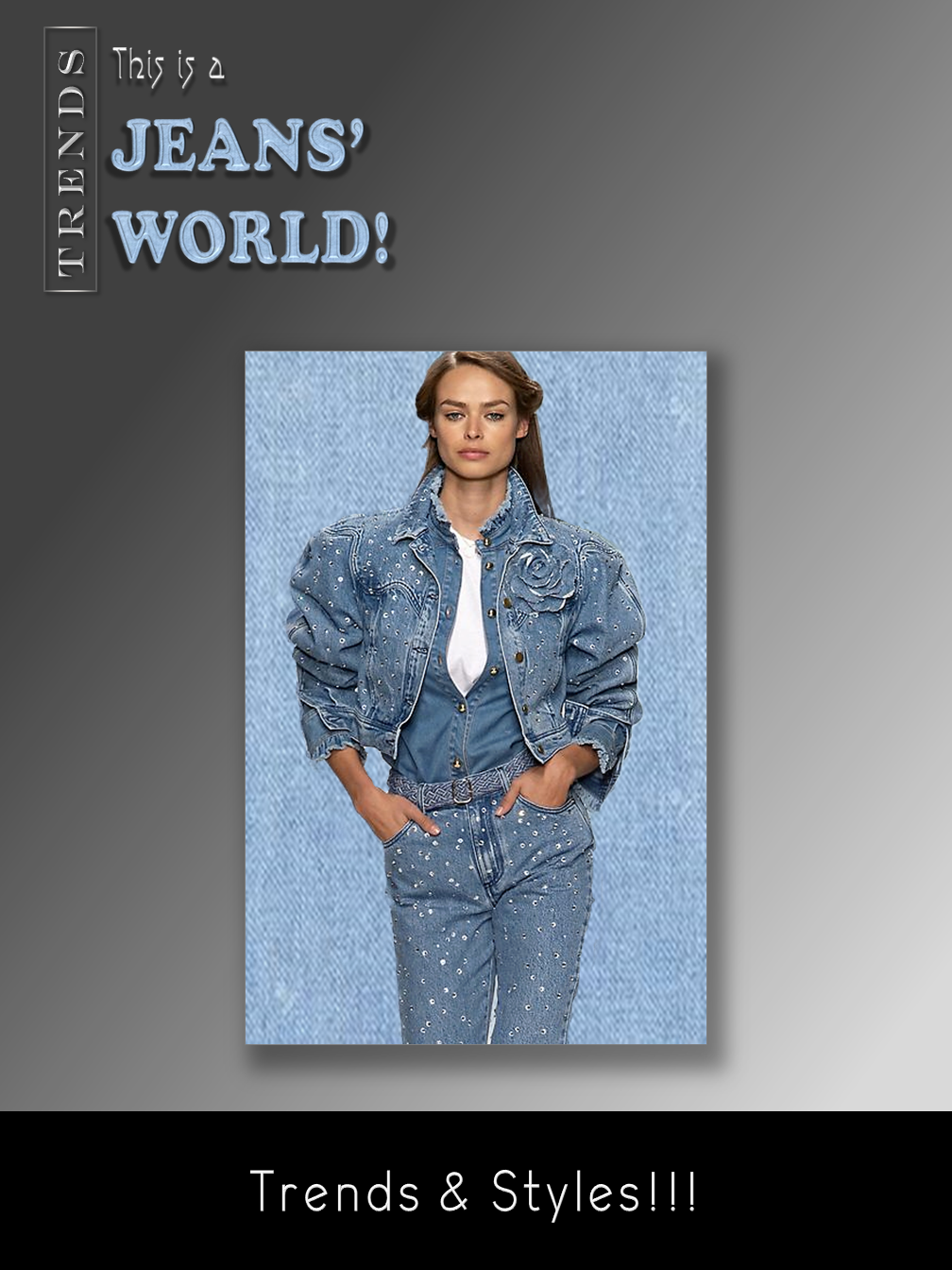 This is a Jeans World