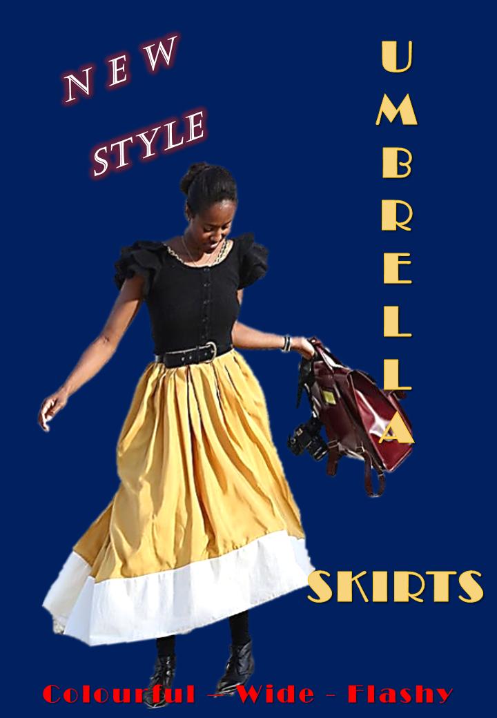 Umbrella Skirts