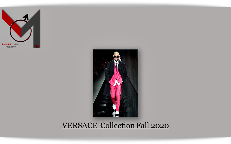 VERSACE-Collection Fall 2020
