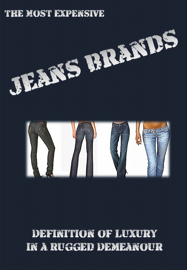 Famous Jeans Brands