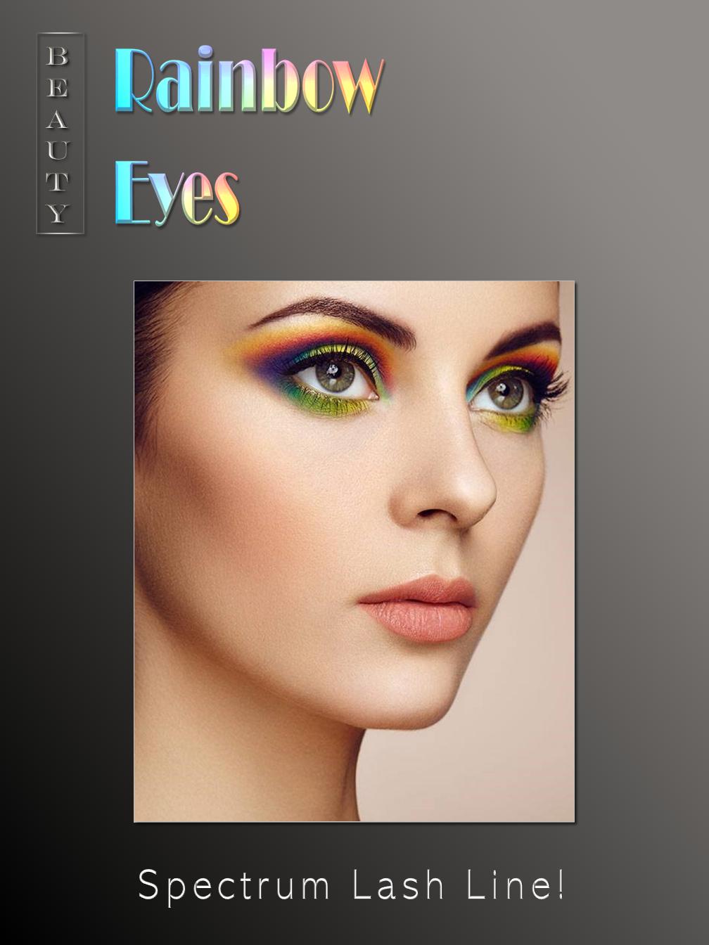 Rainbow Eyes (Part 3)