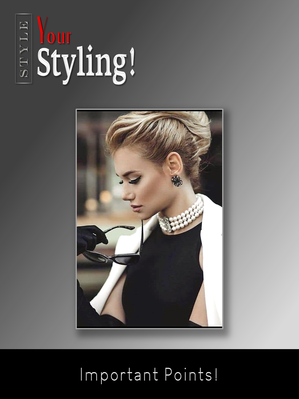 Your Styling!