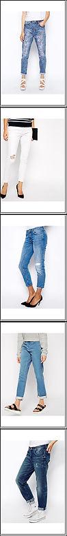 Jeans vs. Body Shapes