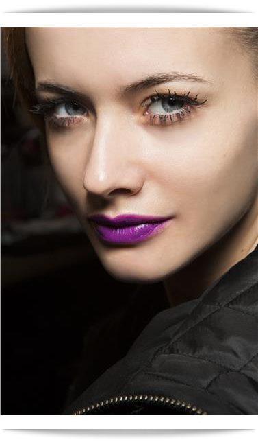10. Purple Lipstick