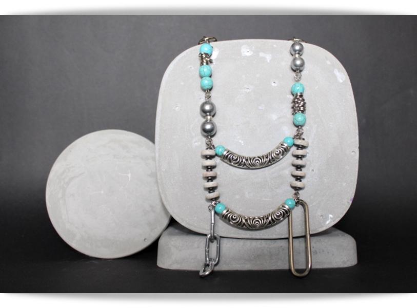 Zeus-Unisex Necklace-$80