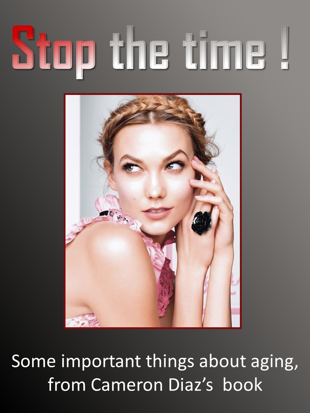 Stop the Time!