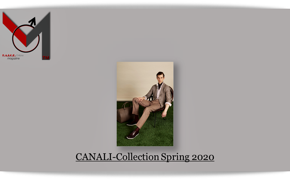 Canali-Collection Spring 2020