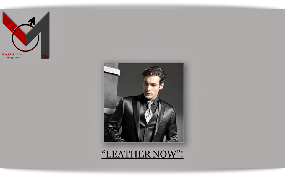 Leather Now!