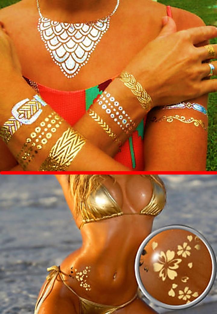 Skin Jewelry Tattoos