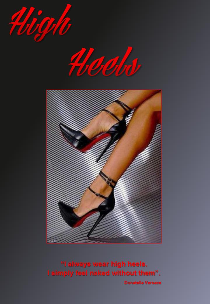 High Heels Advice
