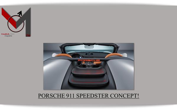PORSCHE 911 concept