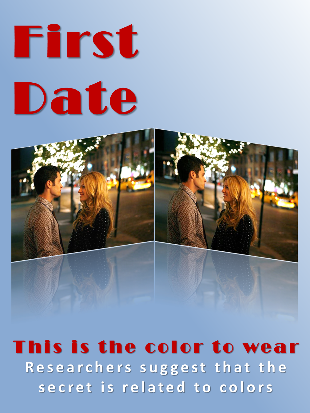 First Date Colors
