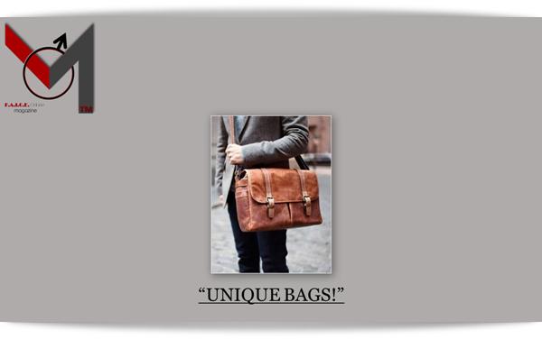 UNIQUE BAGS!