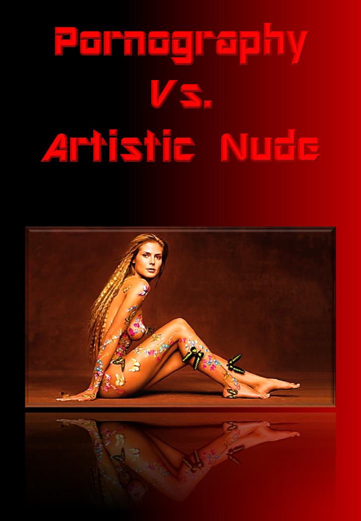 Porn vs Nude