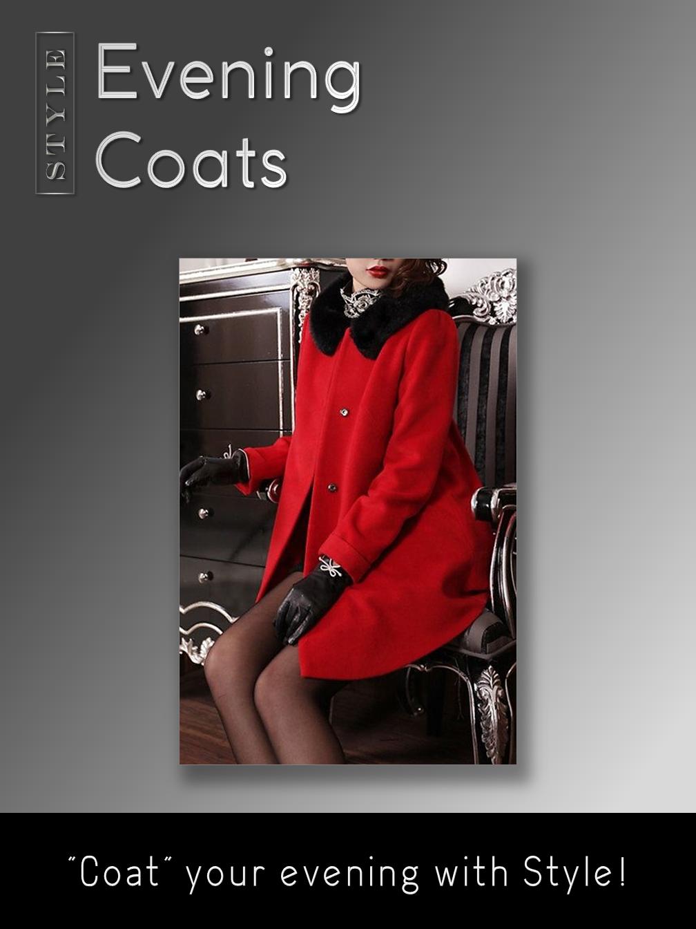 Evening Coats
