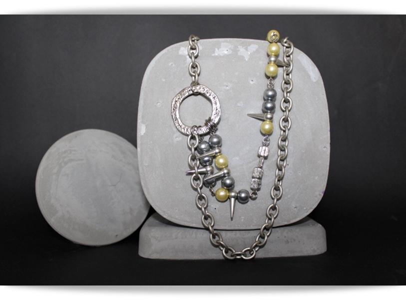 Kaj-Unisex Necklace-$110