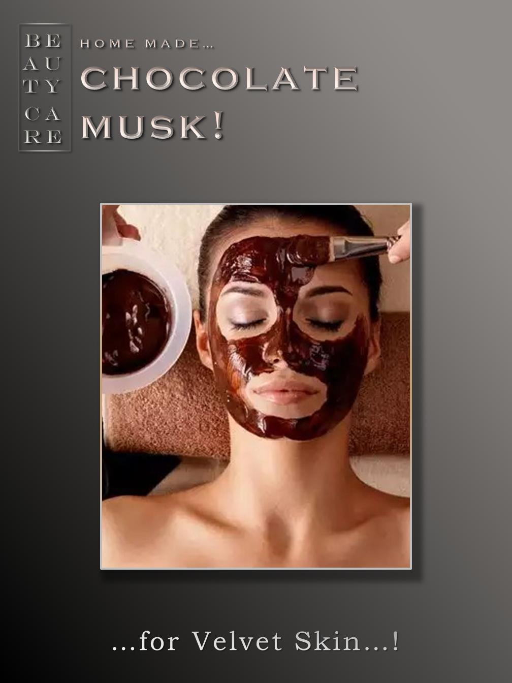 Chocolate Musk!