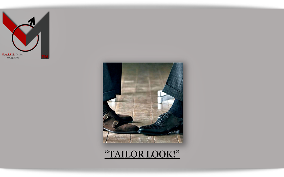 TAILOR LOOK