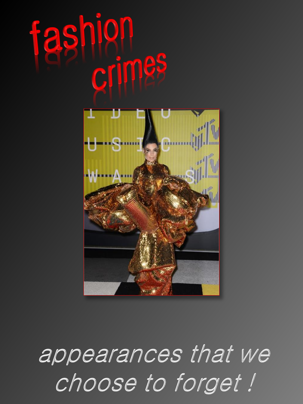 Fashion Crimes