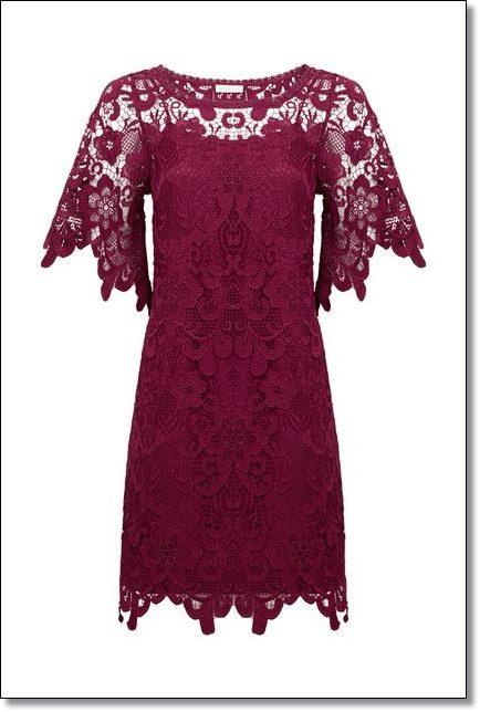 Lace Dress  Monsoon