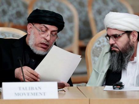 Afghanistan Negotiations Break Down