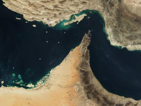 Iran Deploys Weapon Systems to Strait of Hormuz