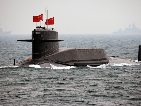 PRC Pursues Aggressive Naval Growth & Modernization