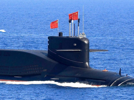Chinese Submarine Discovered in Japanese Waters