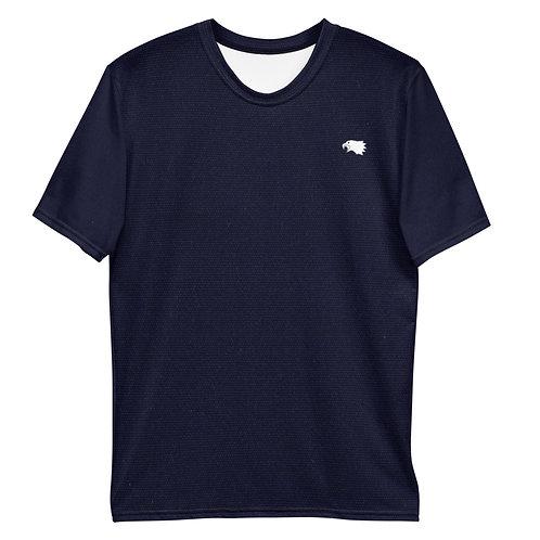Police Blue Short Sleeve Shirt
