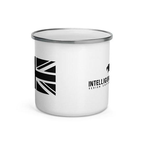UK Enamel Mug