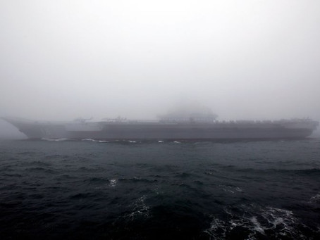 Chinese on the Prowl as US is at Disadvantage in Western Pacific