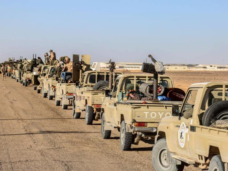 GNA Makes Significant Gains in Libya