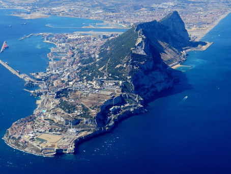 Tensions Rise over Gibraltar
