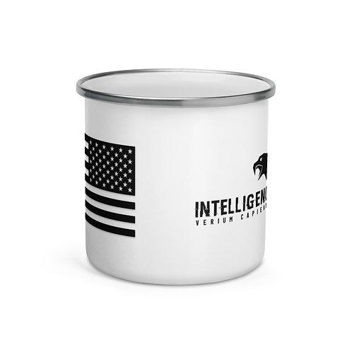 US Enamel Mug