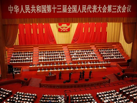 Beijing Seeks to Expand Control Over Hong Kong
