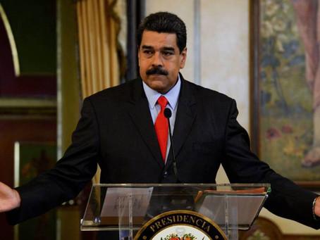 US Indicts Venezuelan President Maduro for Narco-Terrorism