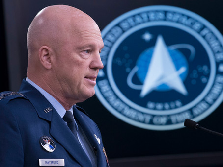 US Space Force Unveils Capstone Doctrine