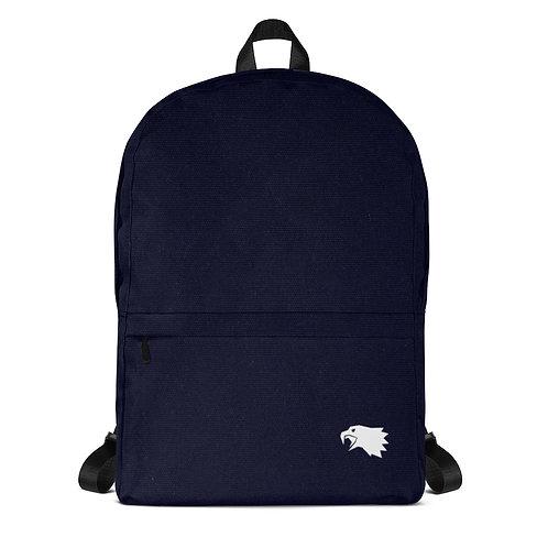 Police Blue Backpack