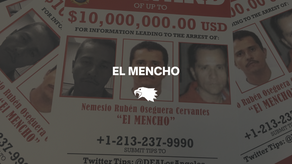 Nemesio Oseguera Cervantes   El Mencho