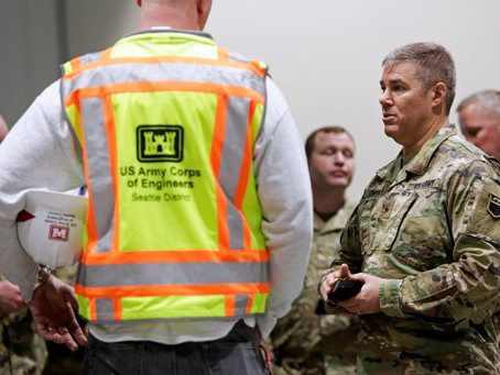 Army Corps of Engineers Works to Increase Bed Capacity