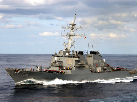 PLA Expresses Anger at US Warship in South China Sea