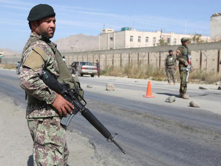 Tensions Flare in Afghanistan after Taliban Attacks