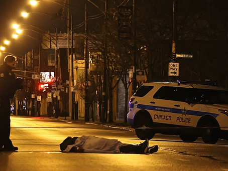 70 Shot, 10 Killed in Chicago's Weekend Violence