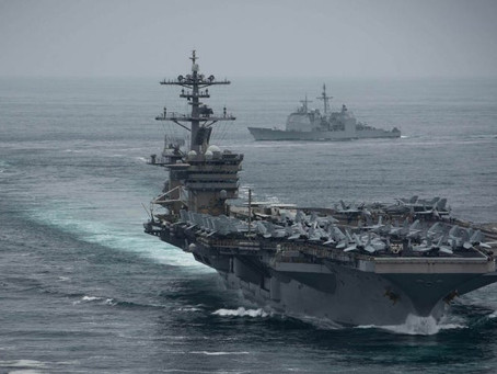 Crew of USS Theodore Roosevelt to be Tested for COVID-19