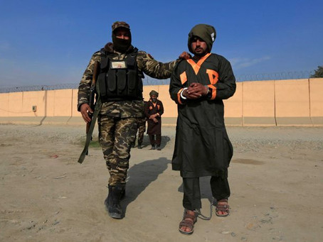 Afghan Government Swaps Prisoners with Taliban