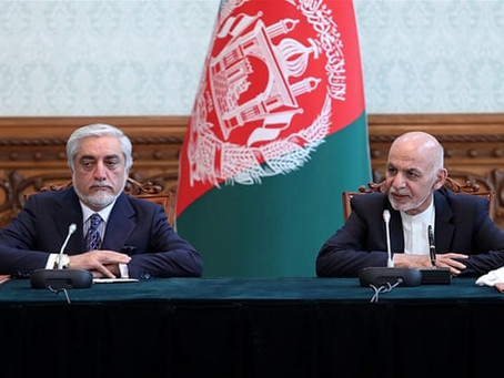 Afghan Government Achieves Degree of Stability