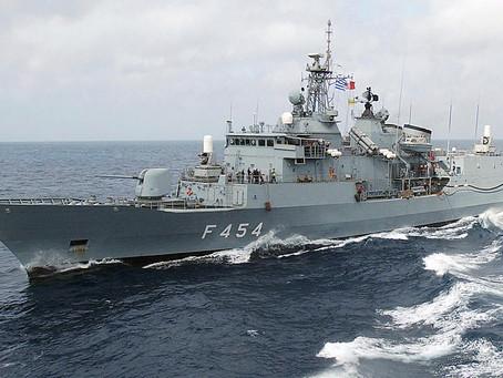 Turkey, Greece Face Off in Mediterranean